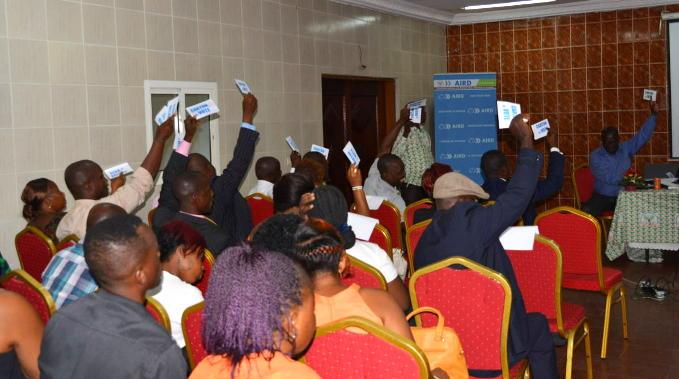Vote démocratique lors de la Conférence Nationale du parti, le 18 juillet 2015