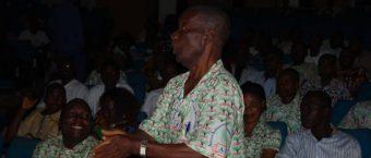 Intervention du camarade Pierre Temenon au congrès de l'AIRD à Treichville
