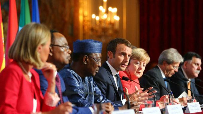 5ème sommet UE-UA à Abidjan en 2017